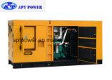 Резервный генератор 250kVA/200kw Cummins тепловозный с погодостойкfIs сенью