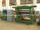 Máquina de borracha do calendário da folha de dois rolos ou de três rolos/máquina de calandragem de borracha