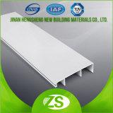Decoración popular de la textura del metal Zócalo de la alfombra de aluminio