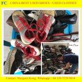 남자에 의하여 사용되는 스포츠 단화/아프리카 시장을%s 숙녀 Used Sport Shoes/아이 단화