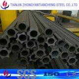 Tubo d'acciaio saldato in qualsiasi figura nei formati del tubo d'acciaio