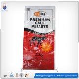BOPP a feuilleté le sac 25kg tissé par pp pour l'alimentation courante