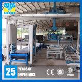 Compléter la machine de fabrication de brique hydraulique de fréquence de variable automatique