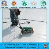 يعزّز [بفك] غشاء يستعمل لأنّ يصمّم من فولاذ لوح سقف