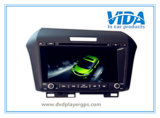 GPS/Bt/iPodのホンダのヒスイのための2 DIN車DVD