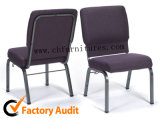 Silla apilable barato y Fuerte Metal Church (YC-G39)