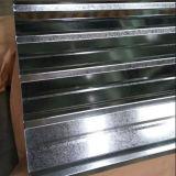 Fußboden-Plattform-Baumaterial-galvanisiertes Metallstahlblech