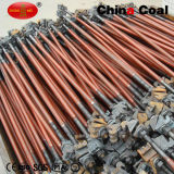 Laço isolado estrutural ajustável Rod do calibre da estrada de ferro
