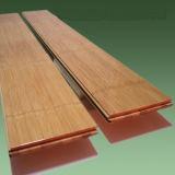 suelo de bambú horizontal carbonizado 17m m de 15m m