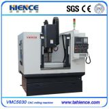 Филировальная машина Vmc5030 CNC малого металла 3 осей вертикальная