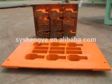 Matériaux de construction concrets des prix Qt6-15 de machine de bloc de brique de produits de Bloques De Cemento Chine faisant la machine