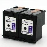 HP J4580 J4640를 위한 Remanufactured 색깔 토너 카트리지 #901bk #901c