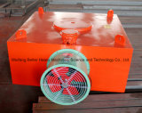 Séparateur électromagnétique de refroidissement par air suspendu de la Série Rcda
