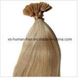 Vierge brésilienne de cheveux humains j'incline la prolonge 1g/S de cheveu