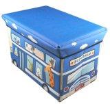 Gsa7024 de Mooie Kruk van de Opslag van de Reeks van het Ontwerp van de Bus van Jonge geitjes voor Speelgoed