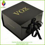 Cadre de montre de empaquetage de carton rigide de luxe