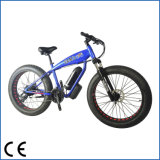 Model 새로운 Mountain Electric Sport Bike 250W Fat Tire (OKM-687)