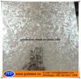 Яркой лист гальванизированный блесточкой стальной в катушке