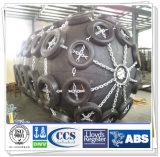 Defensas de goma marinas de Yokohama del barco neumático de la nave