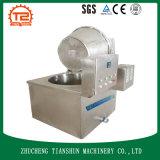 Machine de nourriture de petit goûter, oignon faisant frire la machine et la friteuse