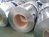 Bobina de acero galvanizada sumergida caliente (0.125--1.3m m)