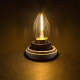 [ك7] أديسون مصباح [0.5و] [رترو] [لد] فتيل بصيلة أبيض دافئ