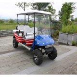 Автомобиль гольфа 6 Seater электрический для поля для гольфа