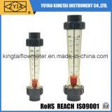 Type durable débitmètre de tube pour l'installation de traitement de Qater