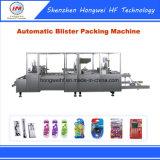 Empaquetadora de la ampolla automática para los ganchos de leva al aire libre de interior plásticos