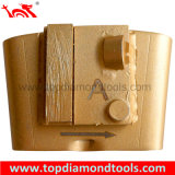 Rodas de lustro do Trapezoid do diamante para mmoer o assoalho concreto