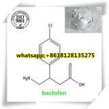 Уклон Baclofen CAS 1134-47-0 99% активно фармацевтическая для релаксанта мышцы