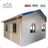 Вилла Китая полуфабрикат домашняя роскошная модульная, подготавливает сделанную виллу, полуфабрикат крыши