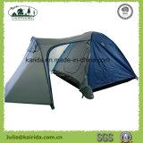 4 Personen-Polyester-wasserdichtes kampierendes Zelt