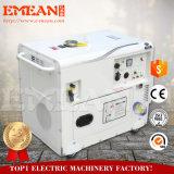 однофазный звукоизоляционный тепловозный генератор 5kVA с гарантированностью