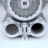 Ventilador regenerador del canal de la cara del ventilador del alto producto de limpieza de discos vegetal de la durabilidad