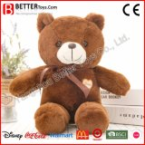 Do brinquedo Cuddly do luxuoso do urso da peluche do animal enchido urso macio para miúdos do bebê