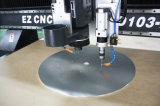 Perfuração inovativa do parafuso da esfera de Ezletter e máquina de batida do CNC