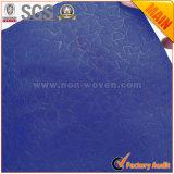 Numéro non tissé 28 de papier d'emballage de cadeau de fleur bleu-foncé