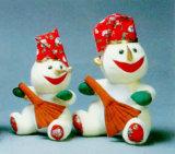 채워진 장난감 - 눈사람 (YP-10711-1)