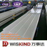 鋼板、PEおよびSMPのカラーによって塗られる電流を通された鋼板