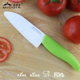 Ножи инструмента кухни 5.5 дюймов керамические, острый резец еды