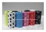 Personnalisé et Colorful Poop Dog Bags