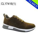 Top Design Leather Men Sneaker Casual Sports Shoes