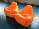 De opblaasbare Volwassen Bank van /Inflatable van de Stoel van de Zitkamer van de Driehoek