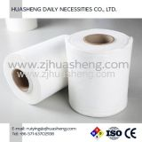 Serviette de papier pour laveuse de visage blanche promotionnelle