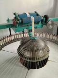 전산화된 면 레이스 끈 기계