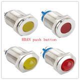 Indicatore luminoso del metallo LED del collegamento di vite