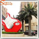 Wholeseling Fiber Glass for Decoration Artificial Date Palm Tree