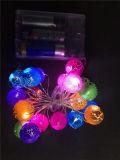 새로운 디자인 크리스마스 훈장 LED 사슬 빛
