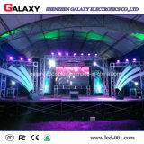 Il livello dell'interno di RGB lo schermo di visualizzazione dell'interno del LED dell'affitto di velocità di rinfrescamento P2.976 P3.91 P4.81 per gli eventi della fase